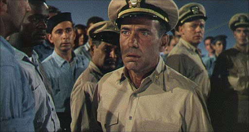 image from the film the caine mutiny